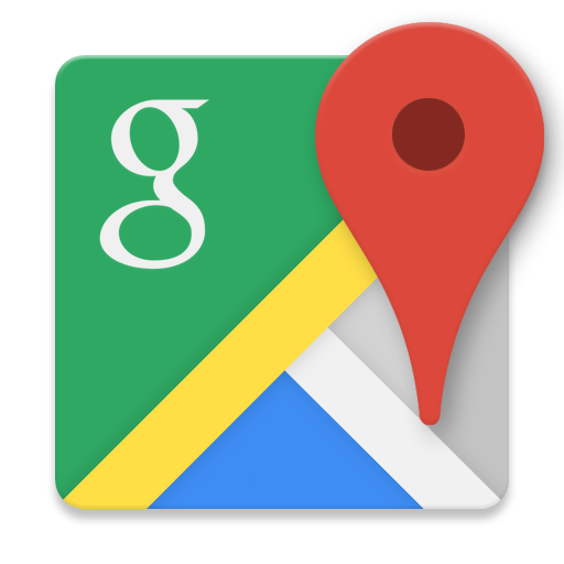 find us on google maps icon